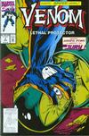 Cover for Venom: Lethal Protector (Marvel, 1993 series) #3 [Direct]