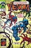 Cover for Venom: Lethal Protector (Marvel, 1993 series) #5 [Direct]