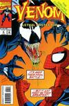 Cover for Venom: Lethal Protector (Marvel, 1993 series) #6 [Direct Edition]