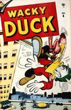 Cover for Wacky Duck (Marvel, 1946 series) #6