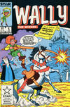 Cover for Wally the Wizard (Marvel, 1985 series) #5 [Direct Edition]