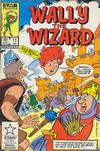 Cover for Wally the Wizard (Marvel, 1985 series) #11 [Direct Edition]