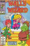 Cover for Wally the Wizard (Marvel, 1985 series) #12 [Direct Edition]