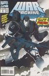 Cover for War Machine (Marvel, 1994 series) #4