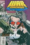Cover for War Machine (Marvel, 1994 series) #5