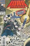 Cover for War Machine (Marvel, 1994 series) #6