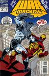 Cover Thumbnail for War Machine (1994 series) #8 [Direct Edition]