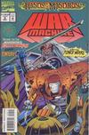 Cover for War Machine (Marvel, 1994 series) #9