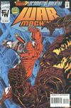Cover for War Machine (Marvel, 1994 series) #14