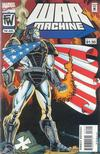 Cover for War Machine (Marvel, 1994 series) #16