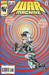 Cover for War Machine (Marvel, 1994 series) #17