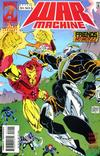 Cover for War Machine (Marvel, 1994 series) #22
