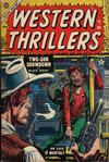Cover for Western Thrillers (Marvel, 1954 series) #3