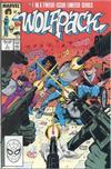 Cover for Wolfpack (Marvel, 1988 series) #1