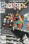 Cover for Wolfpack (Marvel, 1988 series) #2