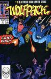 Cover for Wolfpack (Marvel, 1988 series) #3