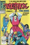 Cover for Wolfpack (Marvel, 1988 series) #4