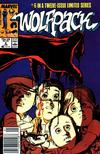 Cover for Wolfpack (Marvel, 1988 series) #6