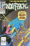 Cover for Wolfpack (Marvel, 1988 series) #7
