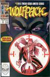 Cover for Wolfpack (Marvel, 1988 series) #8