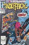 Cover for Wolfpack (Marvel, 1988 series) #9