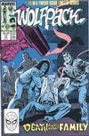 Cover for Wolfpack (Marvel, 1988 series) #10