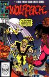 Cover for Wolfpack (Marvel, 1988 series) #11