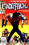 Cover for Wolfpack (Marvel, 1988 series) #12