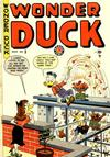 Cover for Wonder Duck (Marvel, 1949 series) #3
