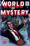 Cover for World of Mystery (Marvel, 1956 series) #6