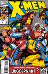 Cover for X-Men Adventures (Marvel, 1992 series) #9
