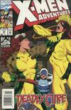 Cover for X-Men Adventures (Marvel, 1992 series) #10 [Newsstand Edition]