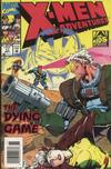 Cover for X-Men Adventures (Marvel, 1992 series) #11 [Newsstand Edition]