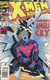 Cover for X-Men Adventures (Marvel, 1992 series) #12 [Newsstand Edition]