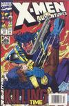 Cover for X-Men Adventures (Marvel, 1992 series) #13 [Newsstand Edition]