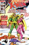 Cover Thumbnail for X-Men / Alpha Flight (1985 series) #2 [Direct]