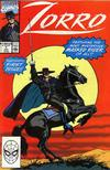 Cover for Zorro (Marvel, 1990 series) #1 [Direct]