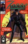 Cover for Zorro (Marvel, 1990 series) #3