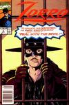 Cover for Zorro (Marvel, 1990 series) #5