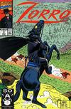 Cover for Zorro (Marvel, 1990 series) #8