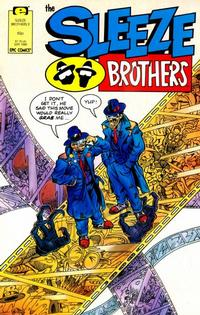 Cover Thumbnail for Sleeze Brothers (Marvel, 1989 series) #2