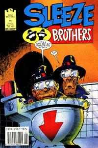 Cover Thumbnail for Sleeze Brothers (Marvel, 1989 series) #5