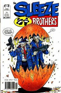 Cover Thumbnail for Sleeze Brothers (Marvel, 1989 series) #6