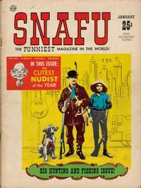 Cover Thumbnail for Snafu (Marvel, 1955 series) #2