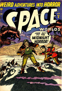 Cover Thumbnail for Space Worlds (Marvel, 1952 series) #6