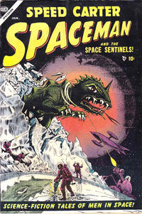 Cover Thumbnail for Spaceman (Marvel, 1953 series) #3