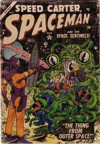 Cover Thumbnail for Spaceman (Marvel, 1953 series) #6