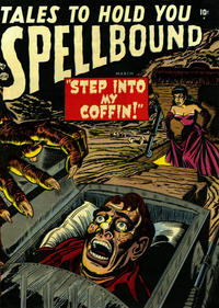 Cover Thumbnail for Spellbound (Marvel, 1952 series) #1