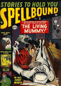 Cover Thumbnail for Spellbound (Marvel, 1952 series) #10