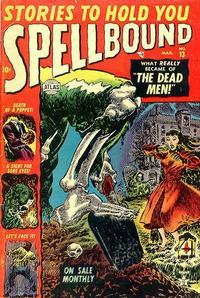Cover Thumbnail for Spellbound (Marvel, 1952 series) #13